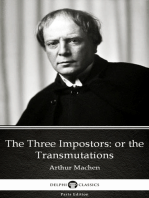 The Three Impostors or the Transmutations by Arthur Machen - Delphi Classics (Illustrated)