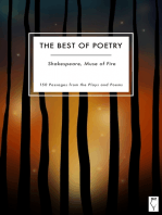 The Best of Poetry — Shakespeare Muse of Fire