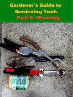 Gardener's Guide to Gardening Tools