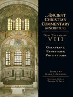 Galatians, Ephesians, Philippians