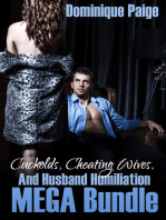 Cuckolds, Cheating Wives, And Husband Humiliation MEGA Bundle