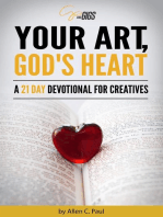 Your Art, God's Heart
