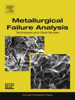 Metallurgical Failure Analysis
