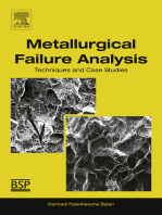 Metallurgical Failure Analysis