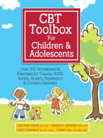 CBT Toolbox for Children and Adolescents