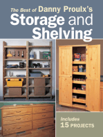 The Best of Danny Proulx's Storage and Shelving
