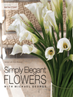 Simply Elegant Flowers With Michael George