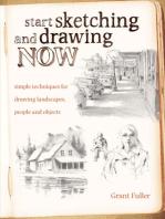 Start Sketching & Drawing Now