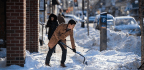 Blizzard Has Passed, But Frigid Temperatures Remain Along East Coast
