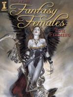 Draw & Paint Fantasy Females