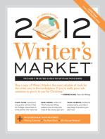 2012 Writer's Market