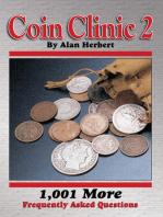 Coin Clinic 2: 1,001 More Frequently Asked Questions