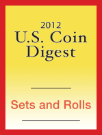 2012 U.S. Coin Digest: Sets & Rolls