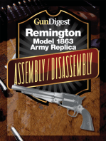Gun Digest Remington Model 1863 Assembly/Disassembly Instructions