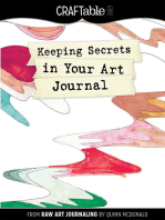 Keeping Secrets in Your Art Journal