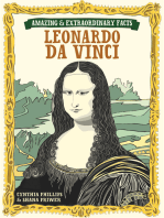 Amazing & Extraordinary Facts - Da Vinci