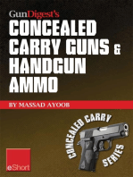 Gun Digest's Concealed Carry Guns & Handgun Ammo eShort Collection