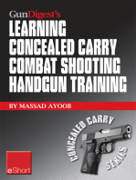 Gun Digest's Learning Combat Shooting Concealed Carry Handgun Training eShort