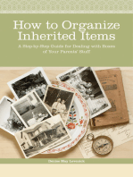 How to Organize Inherited Items