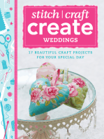 Stitch, Craft, Create - Weddings