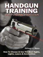Handgun Training for Personal Protection