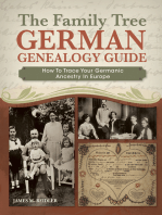 The Family Tree German Genealogy Guide