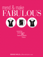 Mend & Make Fabulous