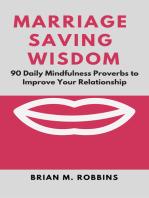 Marriage Saving Wisdom