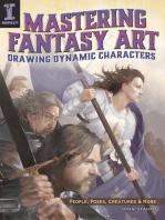 Mastering Fantasy Art - Drawing Dynamic Characters
