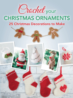 Crochet your Christmas Ornaments