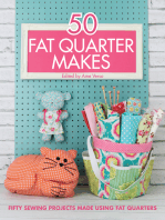 50 Fat Quarter Makes