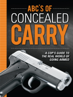 ABC's of Concealed Carry