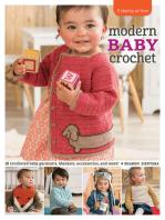 3 Skeins or Less - Modern Baby Crochet
