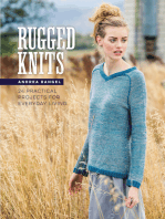 Rugged Knits: 24 Practical Projects for Everyday Living