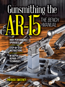 Gunsmithing the AR-15, Vol. 3: The Bench Manual