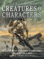 Designing Creatures and Characters