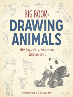 Big Book of Drawing Animals