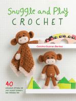 Tiny Smiling Deserts ^.^ | Crochet food, Crochet, Cute crochet | 198x149