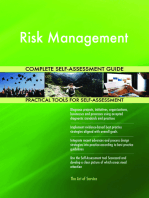 Risk Management Complete Self-Assessment Guide