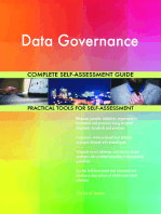 Data Governance Complete Self-Assessment Guide