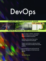 DevOps Complete Self-Assessment Guide