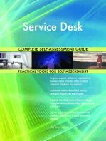 Service Desk Complete Self-Assessment Guide