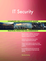 IT Security Complete Self-Assessment Guide