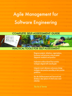 Agile Management for Software Engineering Complete Self-Assessment Guide