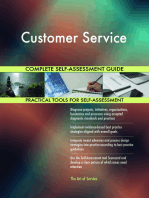 Customer Service Complete Self-Assessment Guide