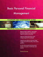 Basic Personal Financial Management Complete Self-Assessment Guide