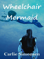 Wheelchair Mermaid