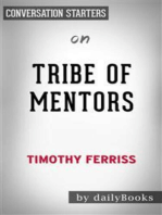 Tribe of Mentors