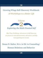 Growing Wings Self-Discovery Workbook