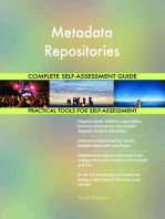 Metadata Repositories Complete Self-Assessment Guide